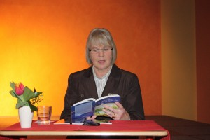 Autorenlesung vom 17.02.2012